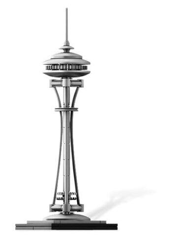 LEGO® Architecture 21003 Seattle Space Needle NEU OVP/_NEW MISB NRFB