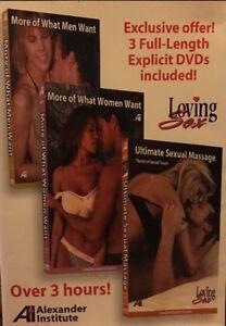 Sexual massages for men