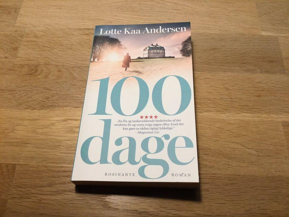 100 dage, Lotte Kaa Andersen, anden bog