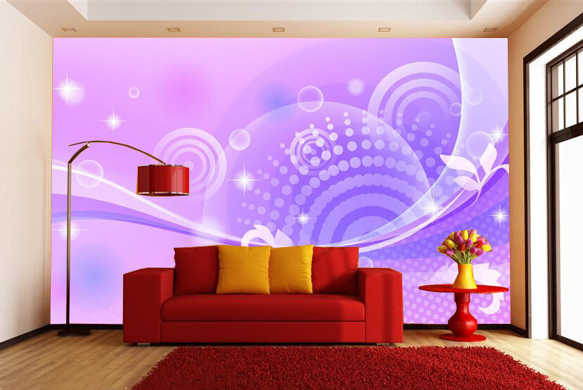 3D Shining Patterns 369 Wall Paper Wall Print Decal Wall Deco Wall Indoor Murals