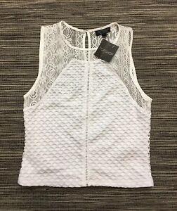 BNWT Ladies Strappy Sleeveless Crop Stretch Viscose Vest Top Sizes UK 8-14