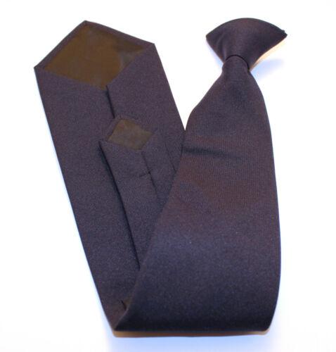 MOD Security Guard Doorman Dress Clip-on Tie Suit Door Supervisor Police