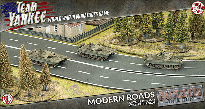 Team Yankee  Modern Roads BB188