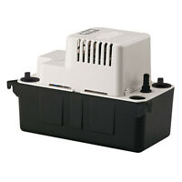 Little Giant Vcma-15ul Series 1/50 Hp 1/2 Gallon Tank Condensate Removal Pump