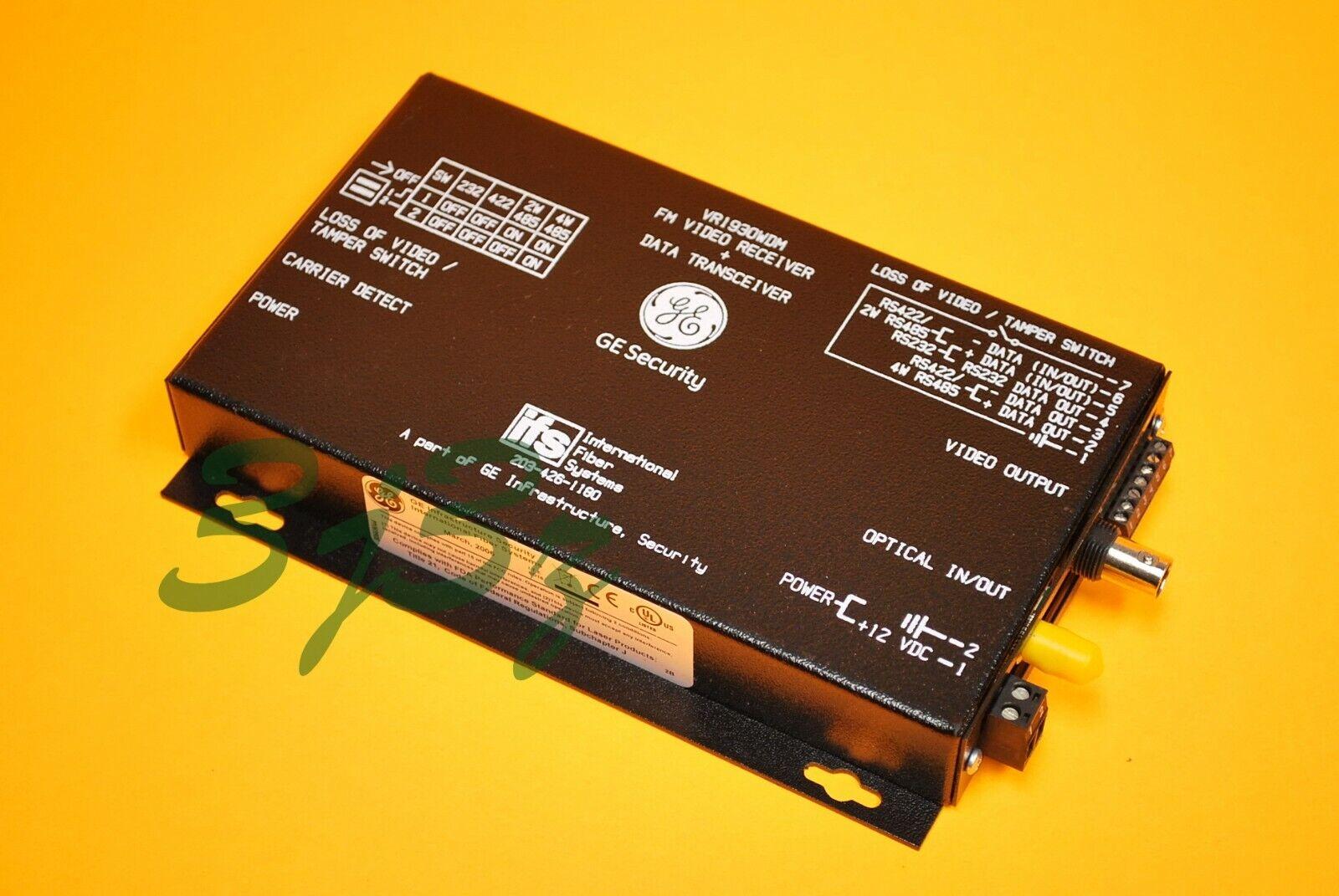 VT1930WDM FM video transmitter class 2 power supply data transceiver 10