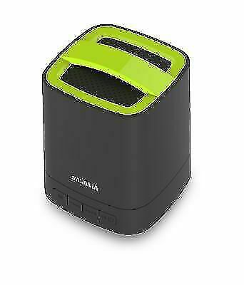 NEW SYLVANIA Bluetooth Wireless Mini Speaker With Rechargeab