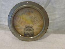 Vintage Weston Electrical Instrument Model 676 Tubechecker Usa Canadian Pat