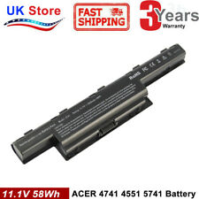 Battery for Acer Aspire 4741 7551 5750 5741 5551 5552 5742Z 4551 AS10D51 58Wh