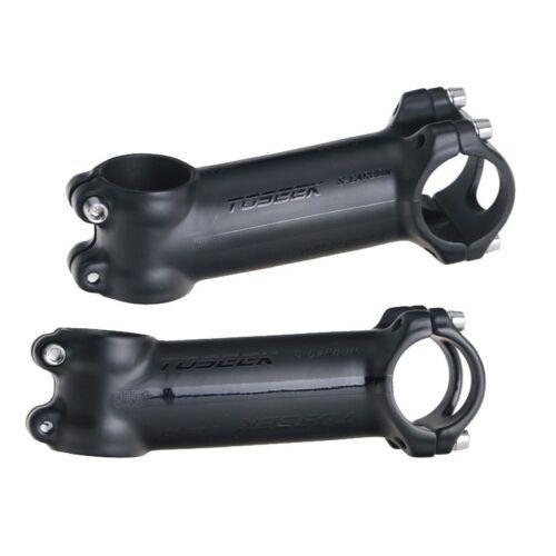 MTB Mountain road bicycle stems 31.8 handlebar Aluminum ±6/17° stem 60-120mm