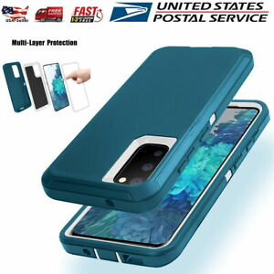 For Samsung Galaxy S20 FE 5G Case Heavy Duty Shockproof Cover Fits Otterbox Clip