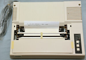 Vintage-Epson-FP-80-Very-rare-NEW-Box-1986-Made-in-Japan-Micrex-F