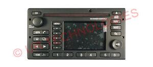 FORD-PN-5M6T-18K931-OEM-FACTORY-AM-FM-CD-NAVIGATION