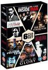 Denzel Washington - Taking of Pelham 123/American Gangster/Inside Man/Bone Collector/Philadelphia/Glory (DVD, 2012, 6-Disc Set)