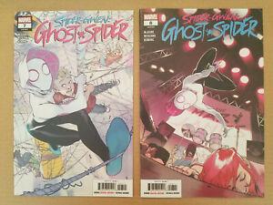 Marvel Comics SPIDER-GWEN GHOST SPIDER #8 first print Battle Lines
