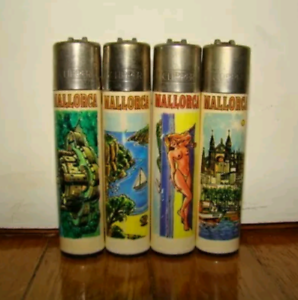 CLIPPER-MECHEROS-MALLORCA-LIGHTERS-ACCENDINI-BRIQUET-FEUERZEUG-ENCENDEDORES