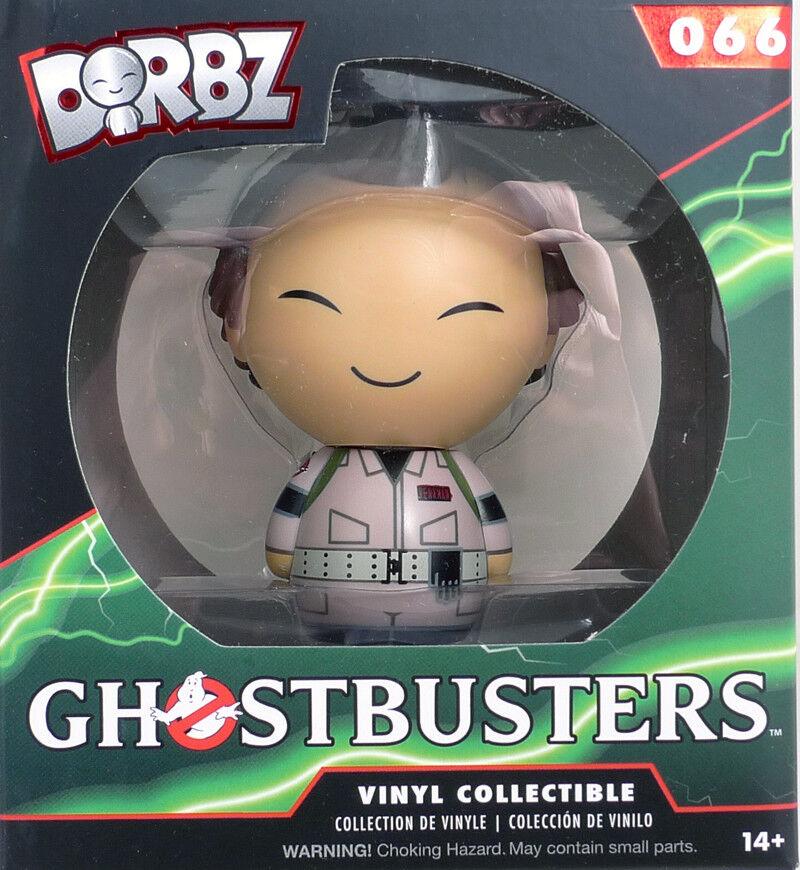 Ghostbusters Ghostbusters Ghostbusters Dorbz 066 Peter Venkman CHASE figure Funko 061593 4d3955