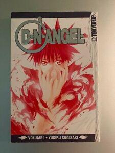 D.N. Angel Vol. 1 (Apr 2004, Tokyopop) Yukiru Sugisaki