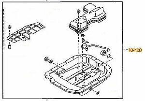 Genuine-Mazda-RX8-RX-8-Oil-Sump-Pan-N3H8104AXD