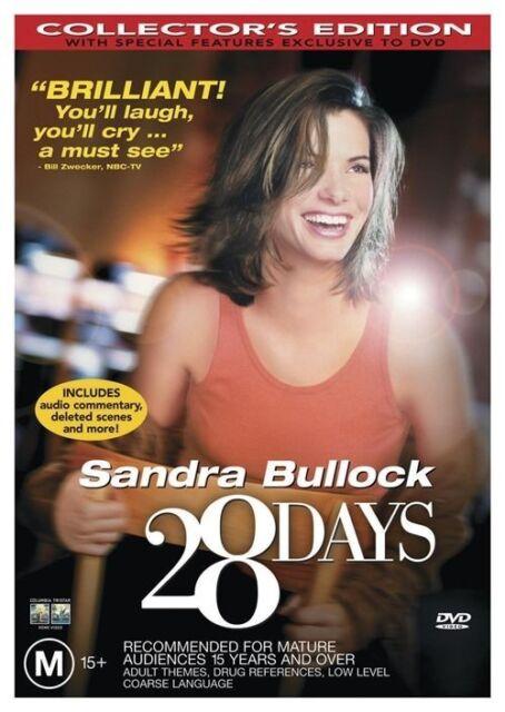 28 Days (DVD, 2000)