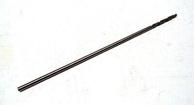 "20 Number 20 Wire Size HSS 12/"" Aircraft Extension Drill Bit  USA No NOS #20"