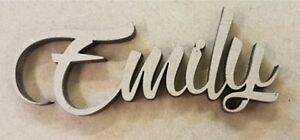Emily-6-mm-Thick-MDF-Medite-Wood-Words-Names-Letters-Arts-Craft-Plaque-aa225