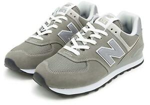 sneakers for cheap f440c 846b5 Details about New Balance Grey Mens 574 v2 Trainers Running Shoes - Size 10  UK / BNIB