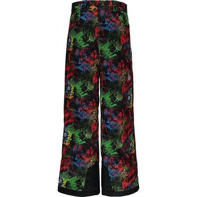 Size 14 Spyder Boy/'s Marvel Hero Pants Snowboarding Pant Ski NWT