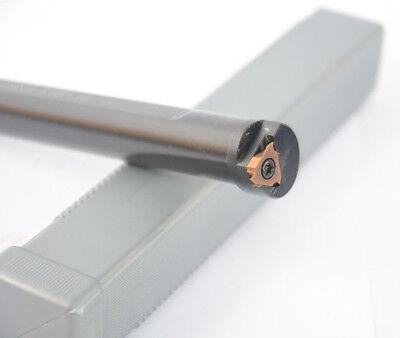 S20Q-KTGFL16 Internal Lathe Turning Tool shallow slot groove cutting holder