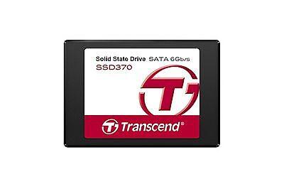 """Transcend SSD 128GB 128G SSD370 SATA 6GB/SEC 2.5"""" Solid State Drive New"""