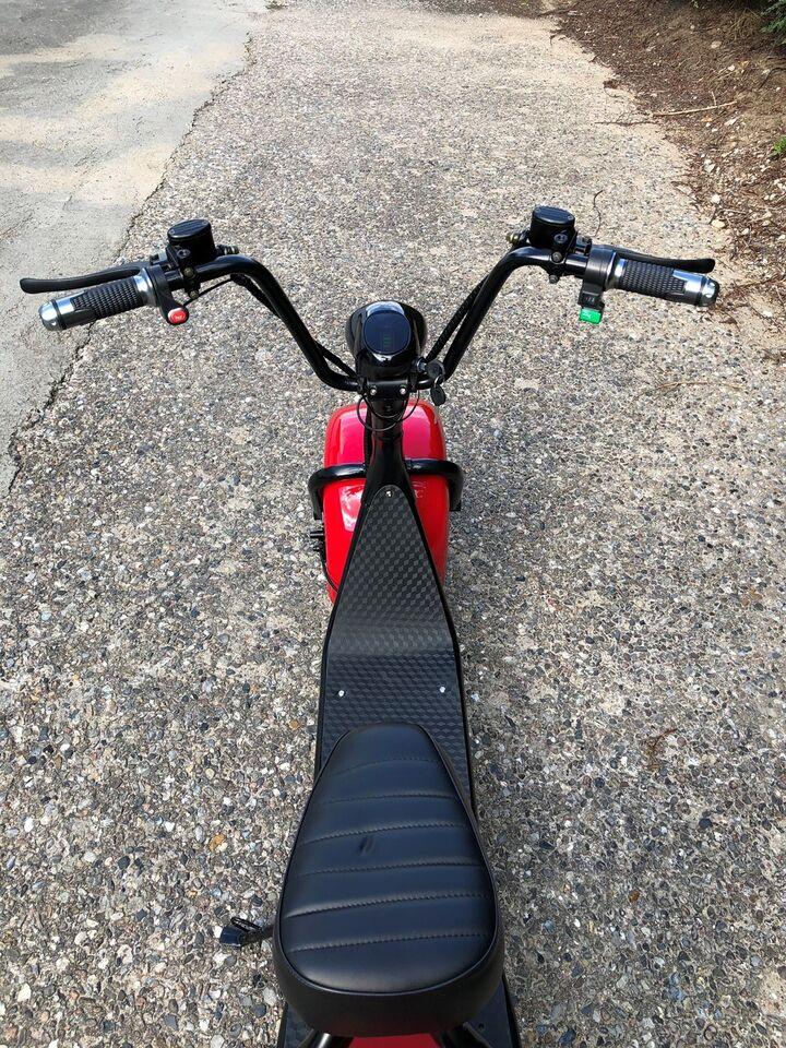 El-Scooter Fatboy, 2018, 0 km