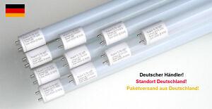 LED Leuchtröhre Neonröhre Leuchtstofflampe Neonlampe 120 cm T8 2700K 6 x Stück