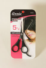 """Annie Stainless Steel 5.5"""" Hair Shear #5004 Styling Scissors"""