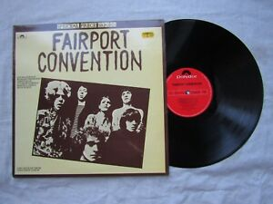 FAIRPORT-CONVENTION-LP-SPECIAL-PRICE-SERIES-polydor-2384-047-plays-great
