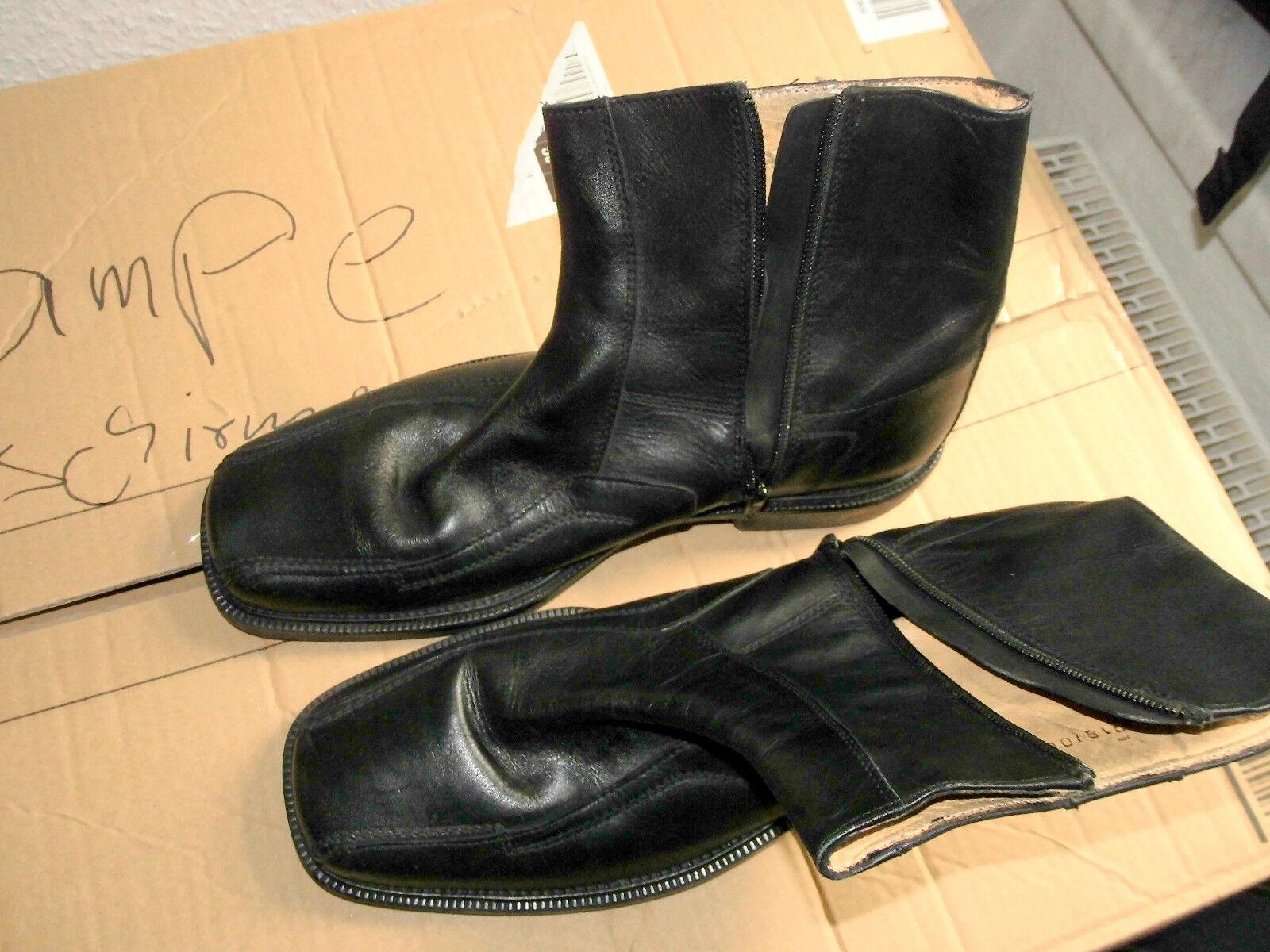 Stivali da g uomo di Marc in nero, g da 44, come nuovo 476f6f