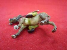 antike Wiener Bronze Araber zu Pferd / Esel