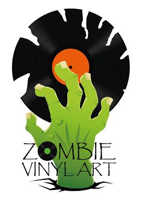 zombievinylart