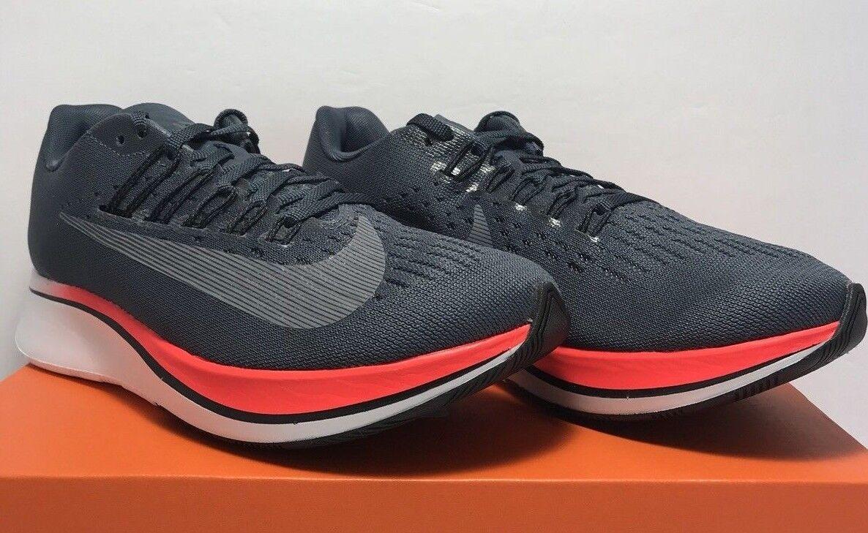 Nike donna Dimensione 6 Zoom Flying scarpe blu  Fox Crimson bianca 89781 -400  consegna veloce e spedizione gratuita per tutti gli ordini