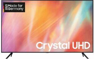 Samsung LED-Fernseher GU43AU7179UXZG Titan-Grau, 43 Zoll, 4k UHD, NEU + OVP
