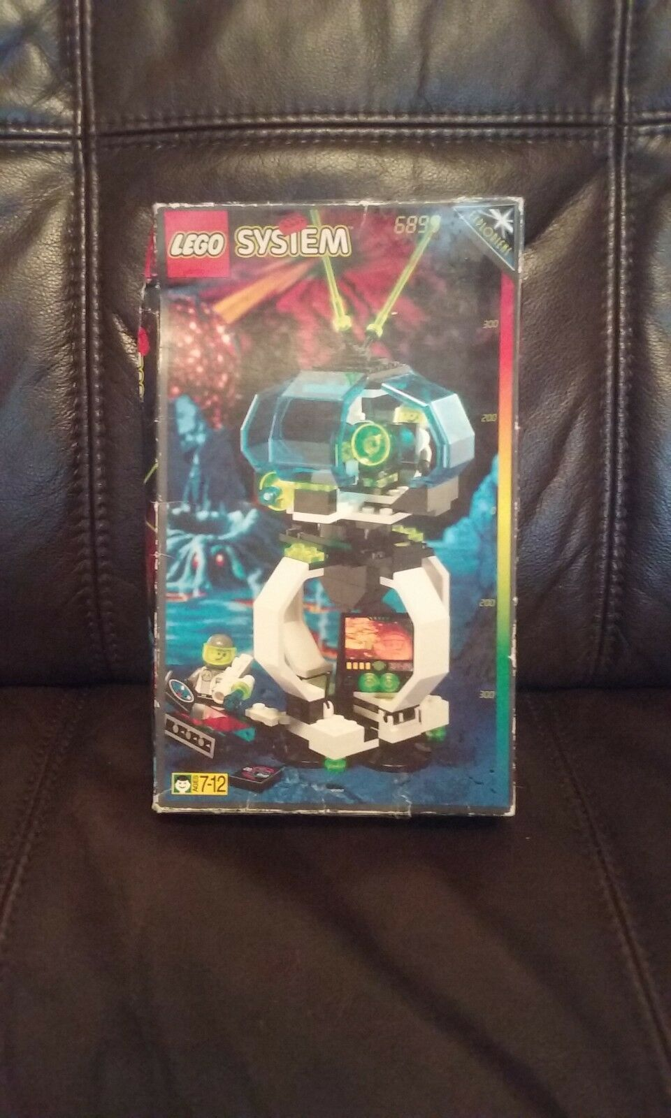 NEW Very Rare 1996 Vintage Lego System Set Number 6899