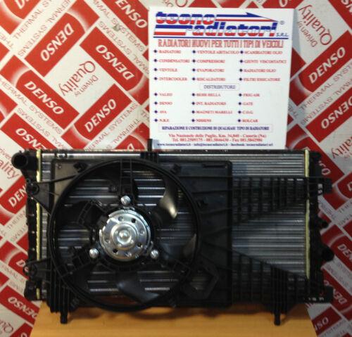 Radiatore Ventola Lancia Musa 1.3 Diesel Multijet NUOVO ! AC /'04 in poi