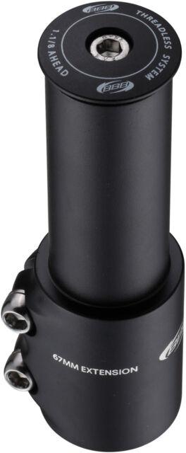 BBB TubeExtend Steerer Extender 28.6mm BHP-22 Black