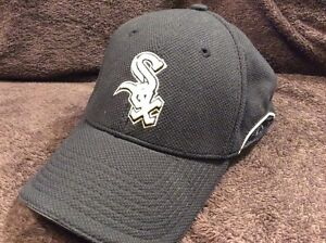 Chicago White Sox Hat MLB 39THIRTY New Era Fitted Cap YOUTH Batting ... cf4b568f5ff