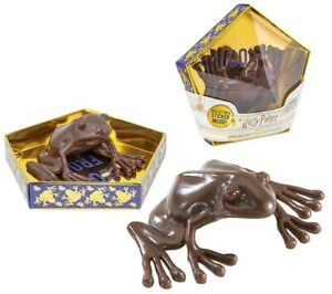 Harry-Potter-Replique-petit-format-Chocogrenouille-anti-stress-Noble-Collect