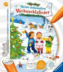 tiptoi® Meine schönsten Weihnachtslieder von Cornelia Neudert (Pappbilderbuch)