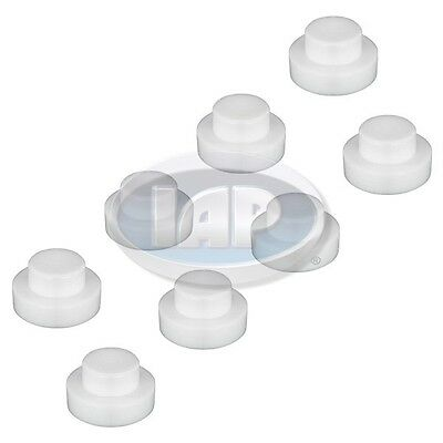 94mm Teflon Wrist Pin Buttons Fits VW Dune Buggy # CPR198228-DB