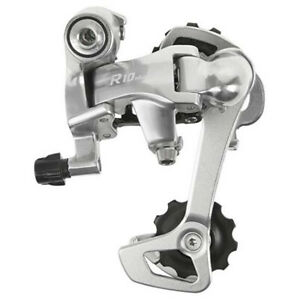 Microshift-R10-Long-Cage-Rear-Mech-in-Silver-for-Touring-Bike-10sp