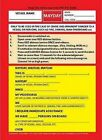 VHF DSC Mayday Procedure Card by Robert Dearn (Cards, 2008)