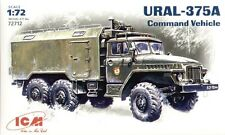 ICM 1/72 URAL-375A Command Vehicle # 72712