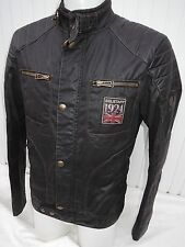 Orig. BELSTAFF Weybridge FC Patch Blouson black NEU & ETIKETT