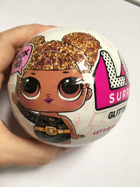 New 1 LOL Surprise Glitter Series Unopened L.O.L Dolls Ball Sealed